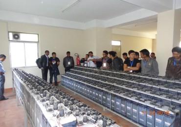 Urban Solar Training